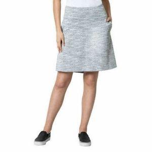 Mondetta Womens Go-Anywhere Moisture Wicking Skirt